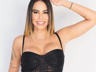 Alinne Rosa anima o Bloco Largadinho no Fortal 2019