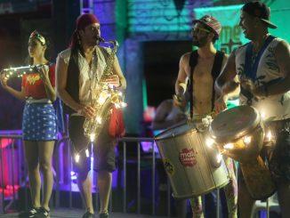 Festa de 3 anos do Bloco Tome Conta de Mim! Participação de Sereias da Guanabara